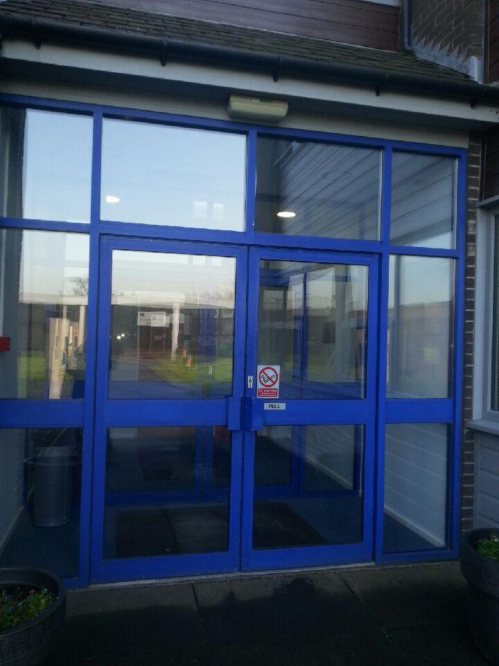 Commercial Doors Washington