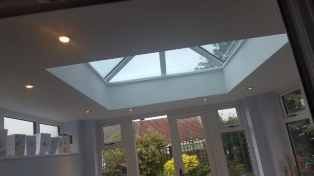 Open Roof Light