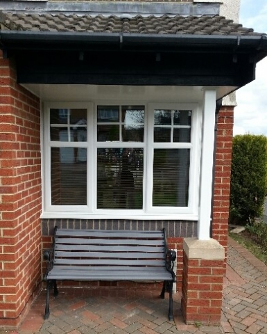 Completed Window Fitting