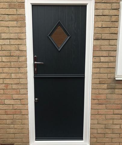 New Door Installation
